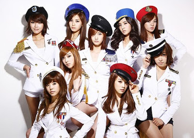 LSAT Blog Logic Korean Pop Band Girls Generation