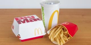 McDonald's y Nestlé pierden la batalla por Big Mac y KitKat